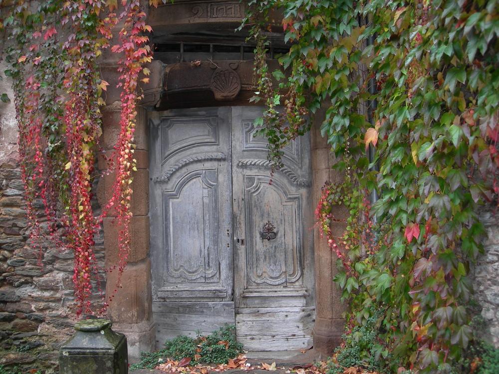 Porte de Conques