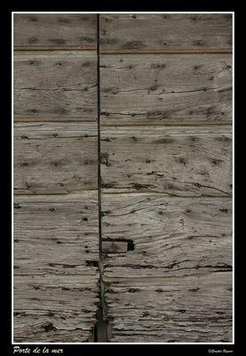 Porte de la mer - Pietra Nera