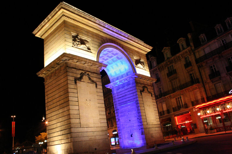 POrte Guillaume a Dijon