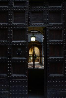 Porte Ouverte sur... Porte ouverte à Forence ...