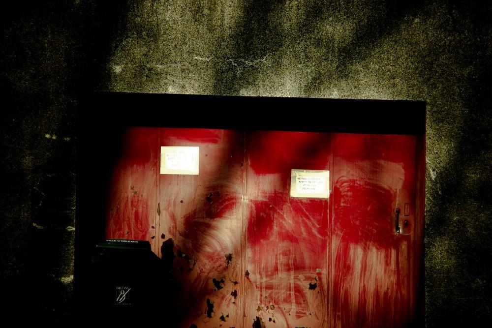porte rouge 2