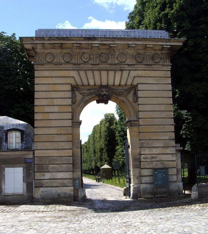 Porte Saint Antoine