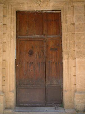 Porte Salon de Provence