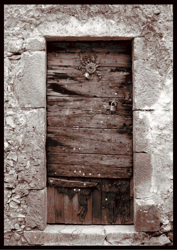 porte sans clé
