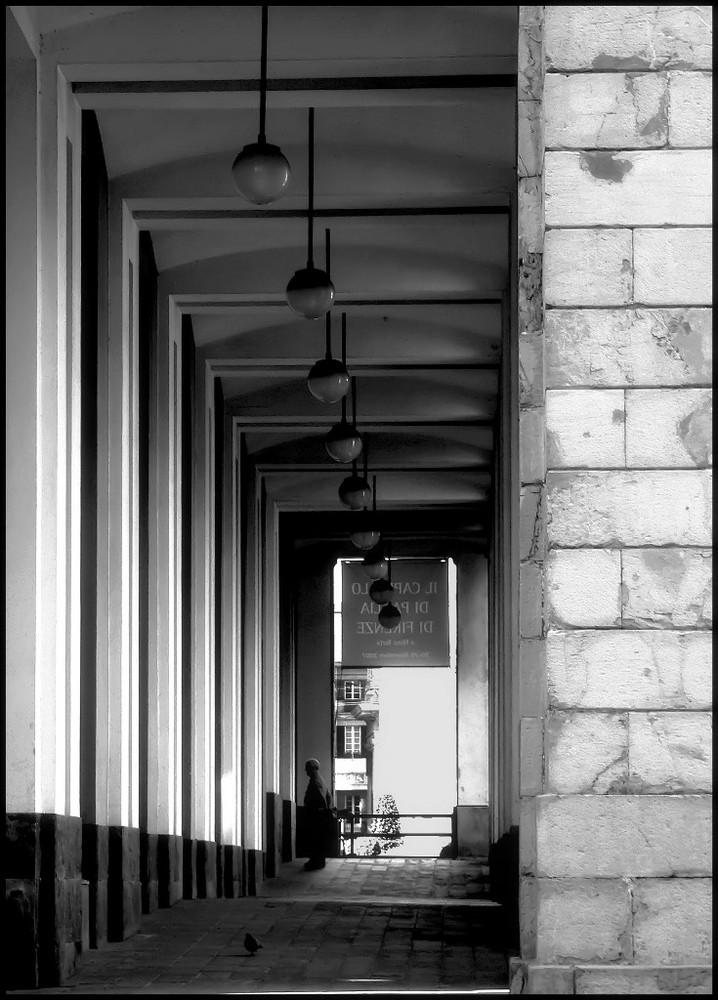 Porticato del Teatro Carlo Felice