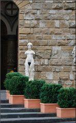 Portico del Palazzo Vecchio