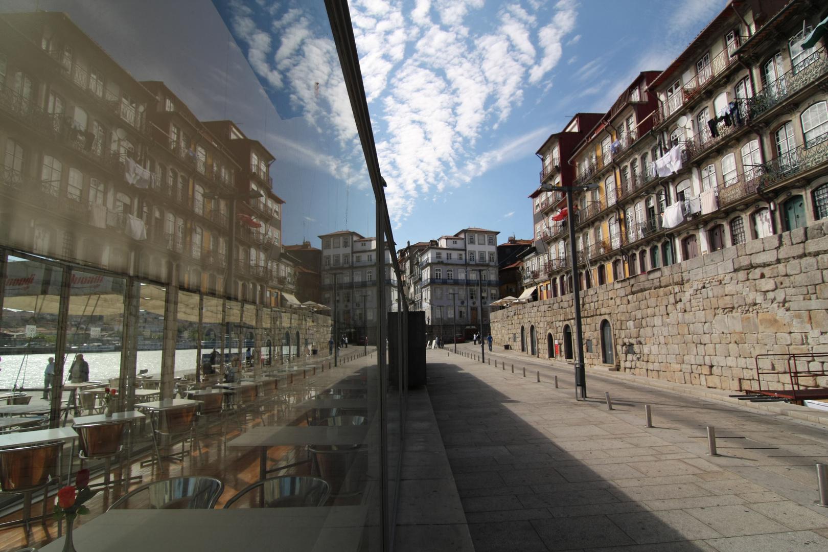 Porto am Douro-Ufer