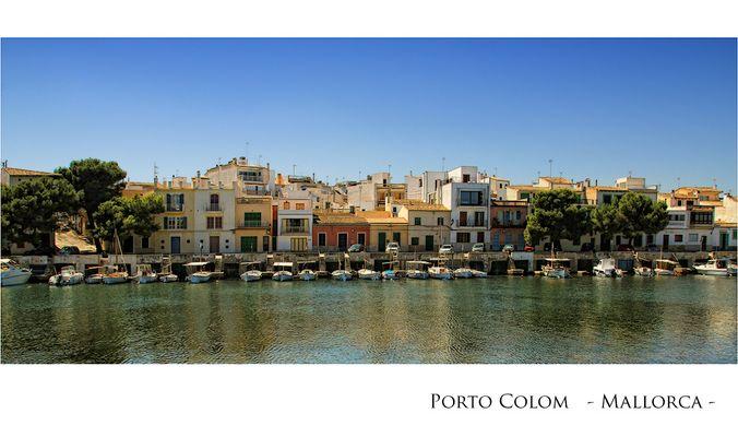 PORTO COLOM -2-