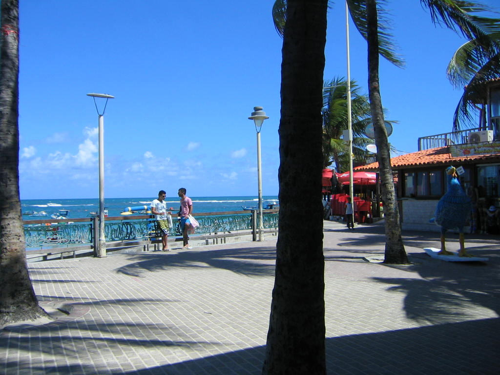 Porto de Galinhas Promenade