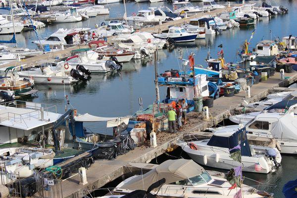 Porto di Nettuno.