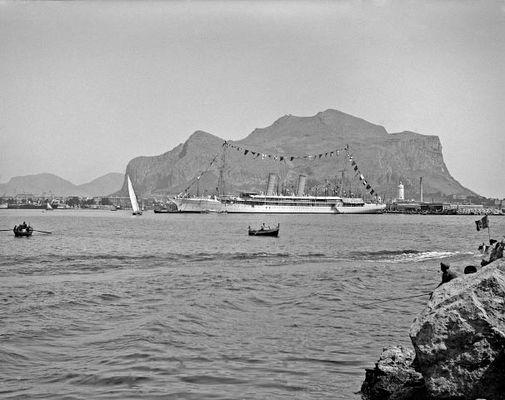 Porto di Palermo 1927-32