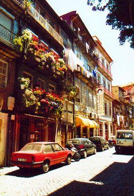 Porto im Mai