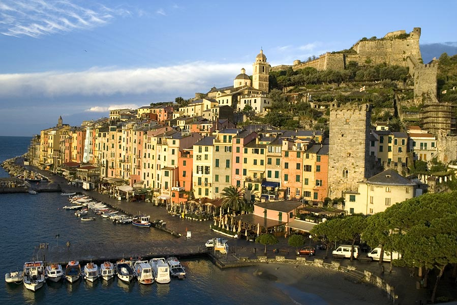 Porto Venere Morning