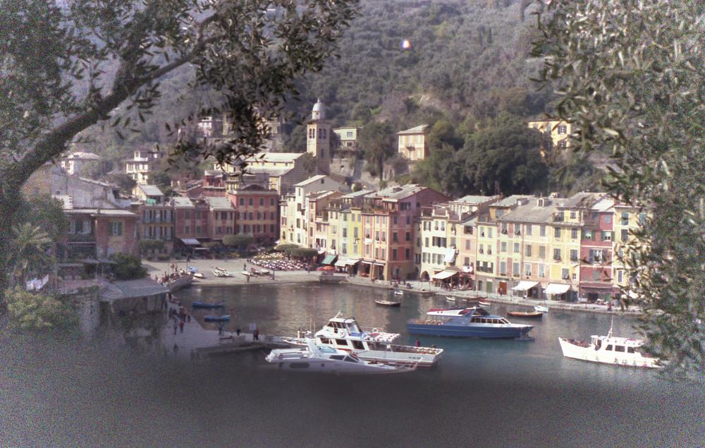 Portofino, il porticciolo