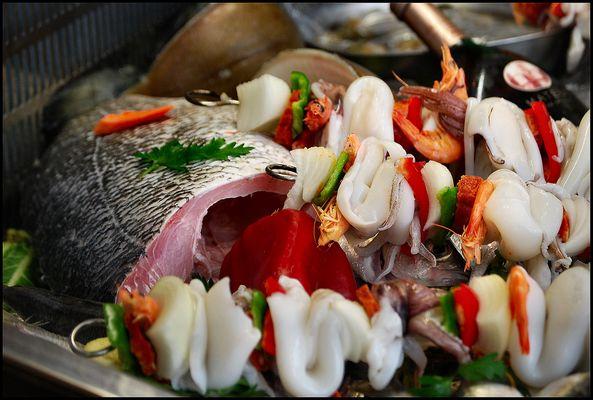 Portoghese fish