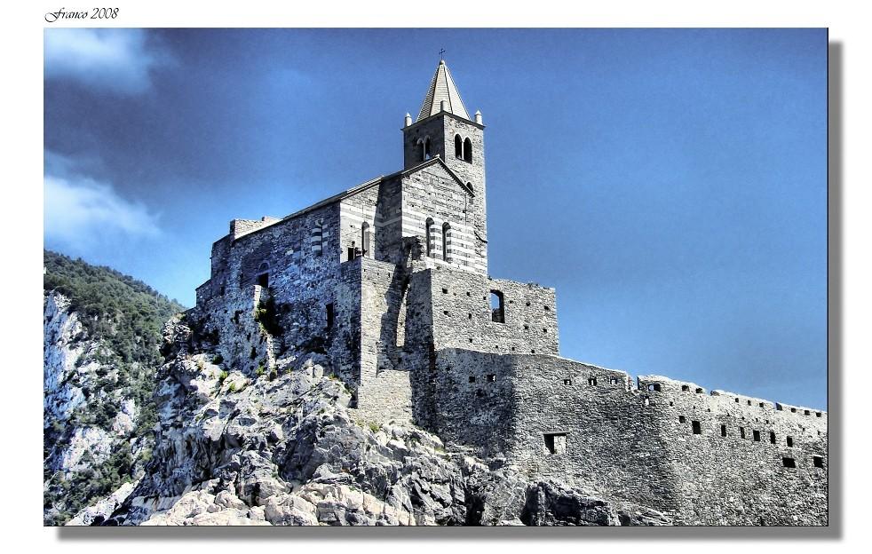 Portovenere- Chiesa di San Pietro