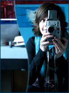 Porträt eines Spiegelbildes