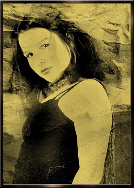 Porträt im Stein 2