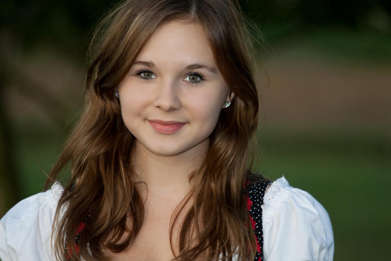 Porträt Saskia