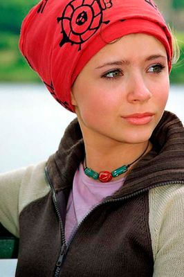 Porträt von Irina