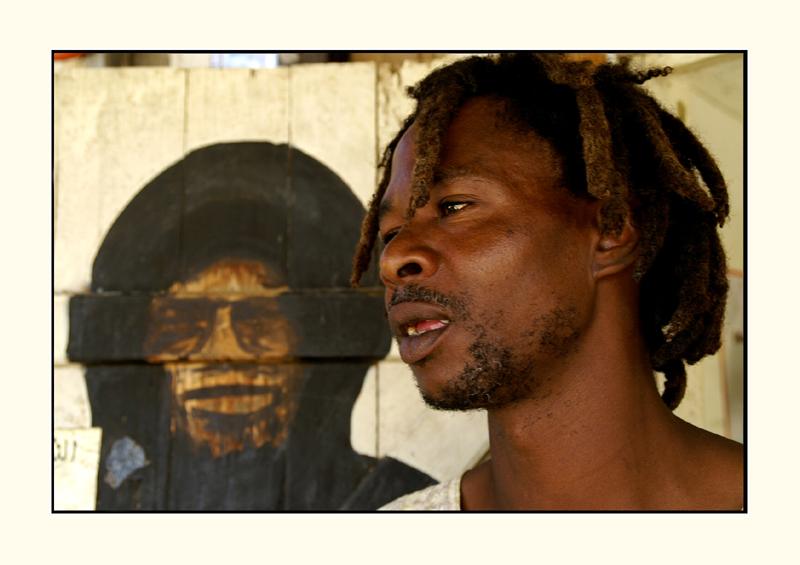 Portrait 1, Sénégal