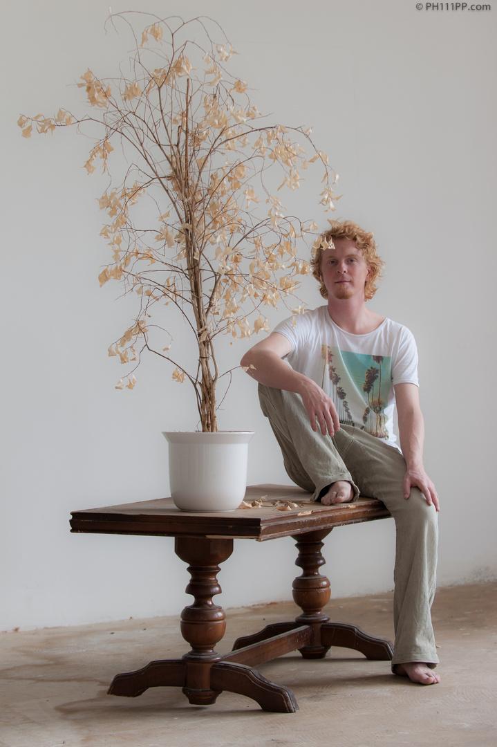 Portrait 1.o, Marcel K.