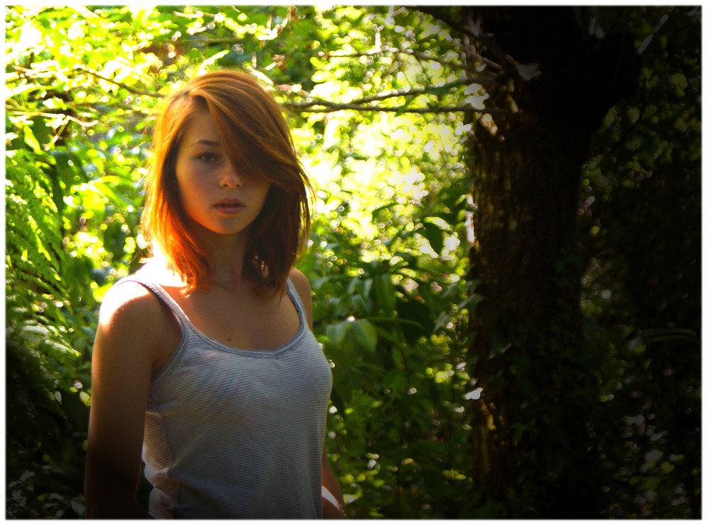 Portrait - Alexia