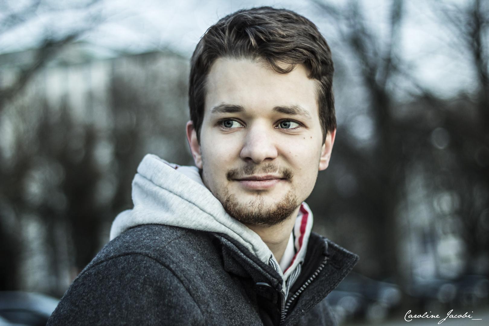 Portrait am Maschsee