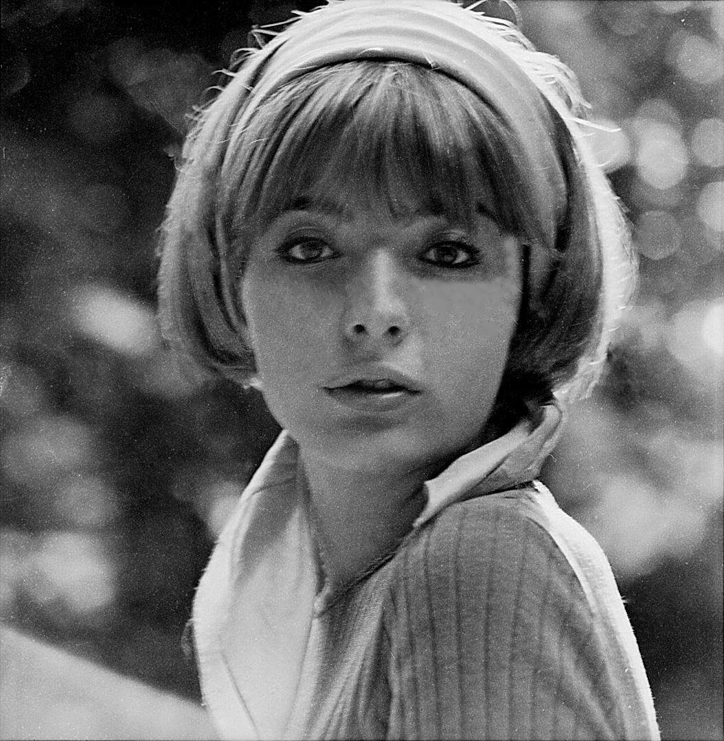 Portrait argentique NB 1964 (4)