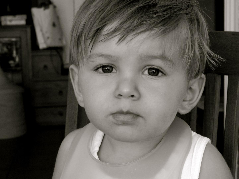 Portrait Bébé Gabriel