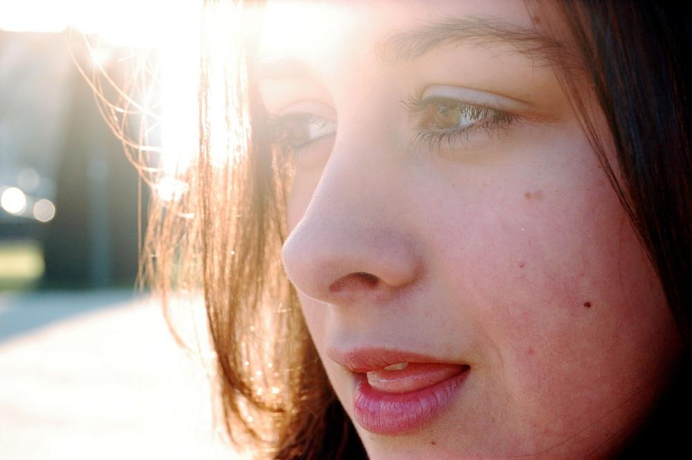 Portrait Coline