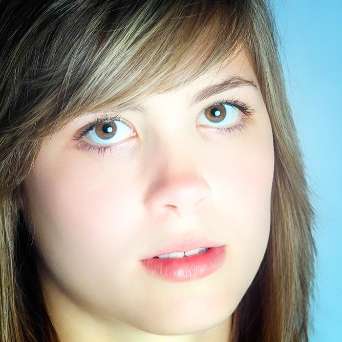 Portrait couleur #23