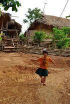Portrait de locaux en Thailande (Nord) 2
