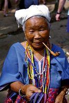 Portrait de locaux en Thailande (Nord) 3