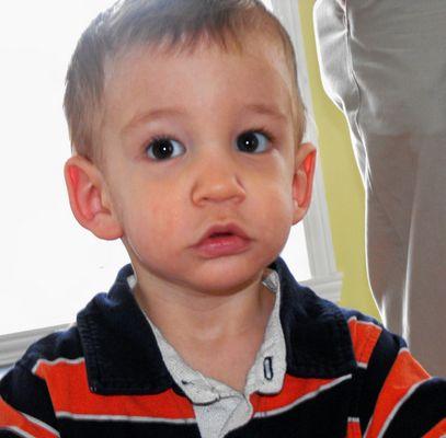 Portrait de mon petit Julien