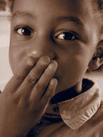 Portrait d'enfant 1