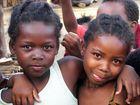 portrait d'enfant malgache