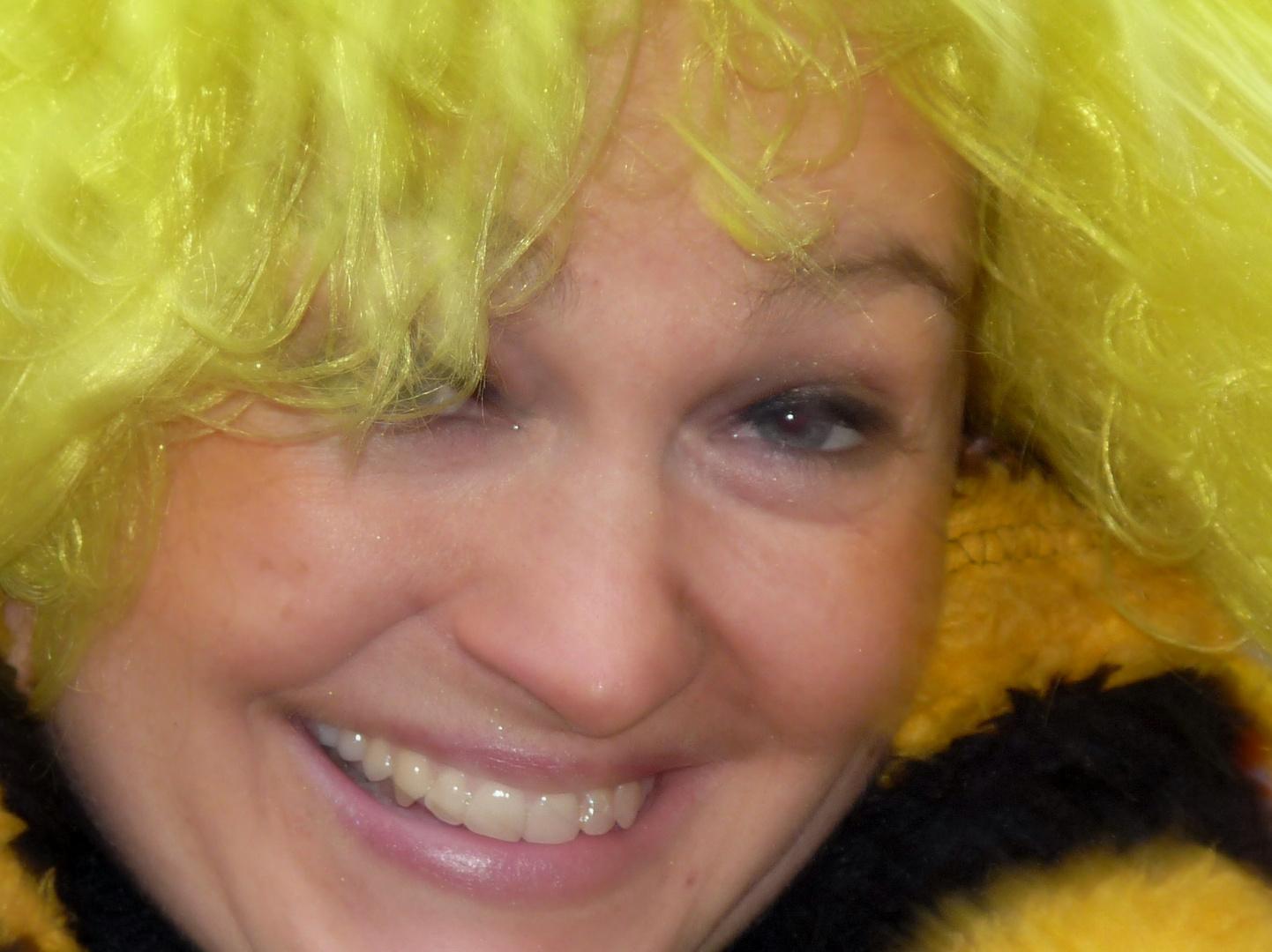 Portrait der Biene Maja