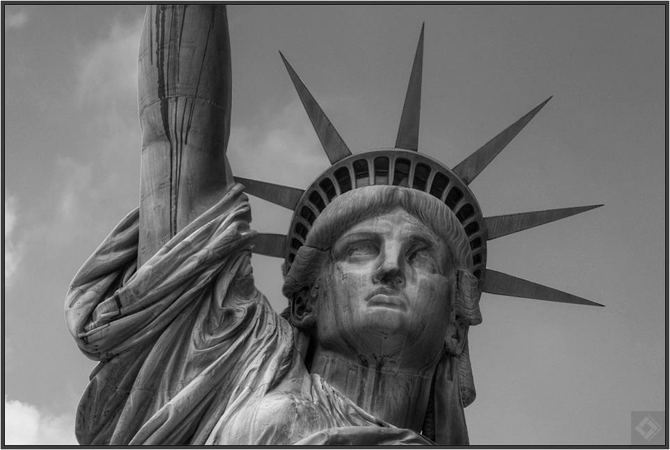 Portrait der Freiheit