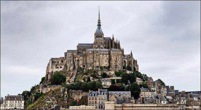 Portrait du Mont Saint-Michel