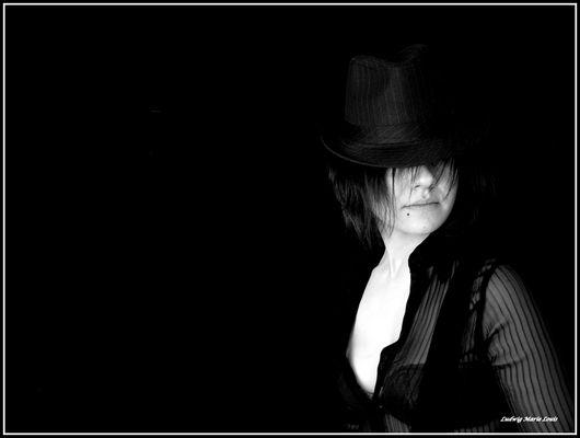 Portrait d'une Femme.