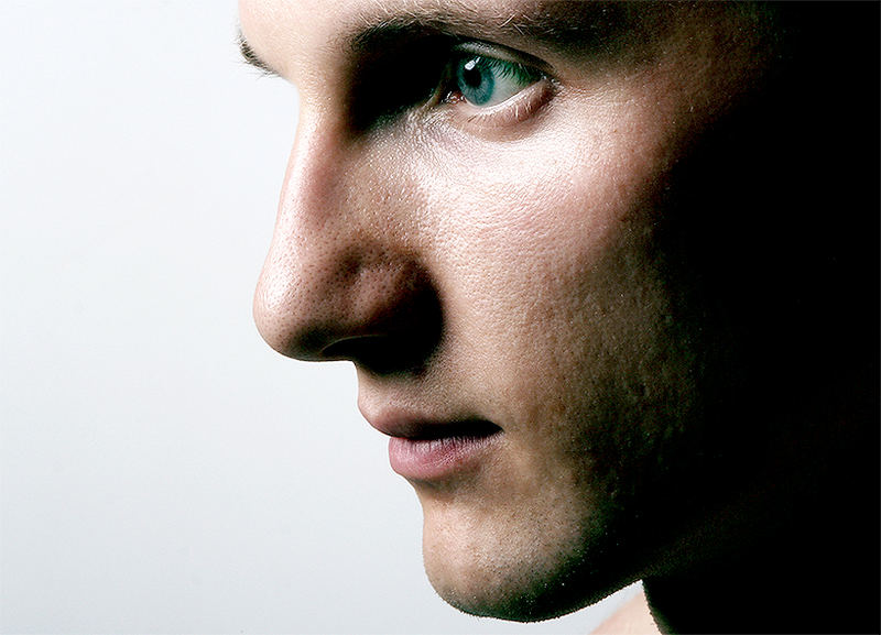 Portrait eben
