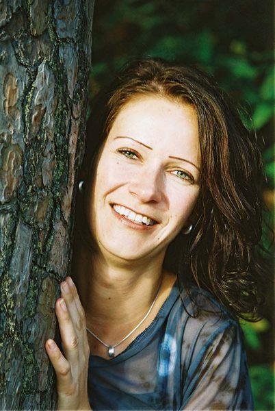 Portrait einer Freundin