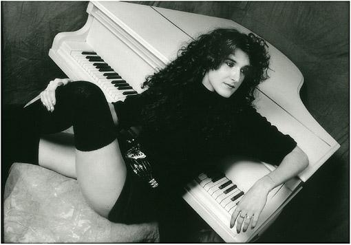 Portrait einer Klavierlehrerin