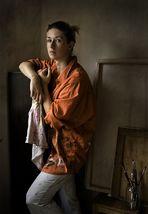 Portrait einer Malerin*