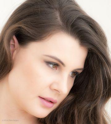 Portrait einer Schönen