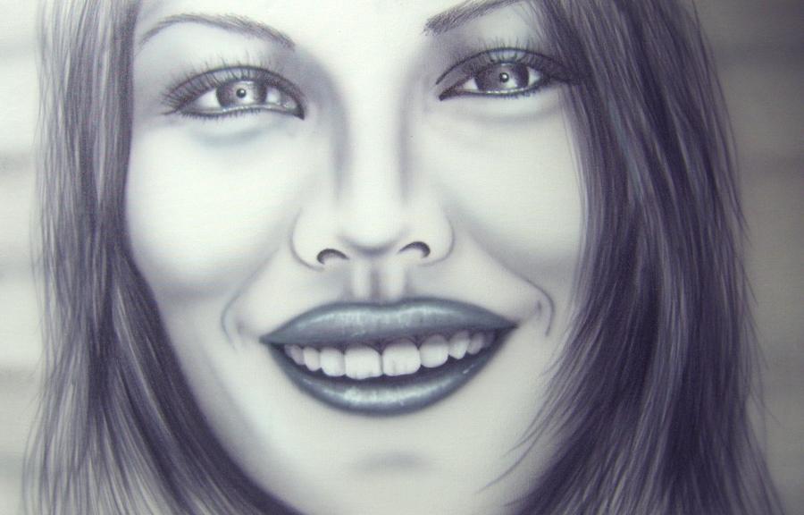 Portrait einer Unbekannten