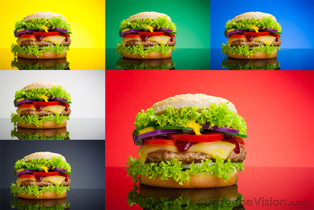 Portrait eines ... Hamburgers