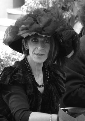 Portrait féminin 1900