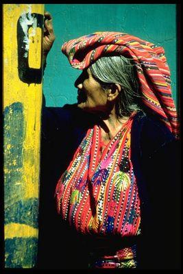 Portrait Guatemaltèque